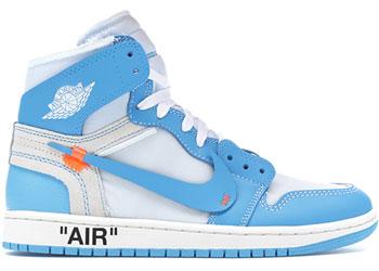 Air-Jordan-1-Retro-High-Off-White-University-Blue