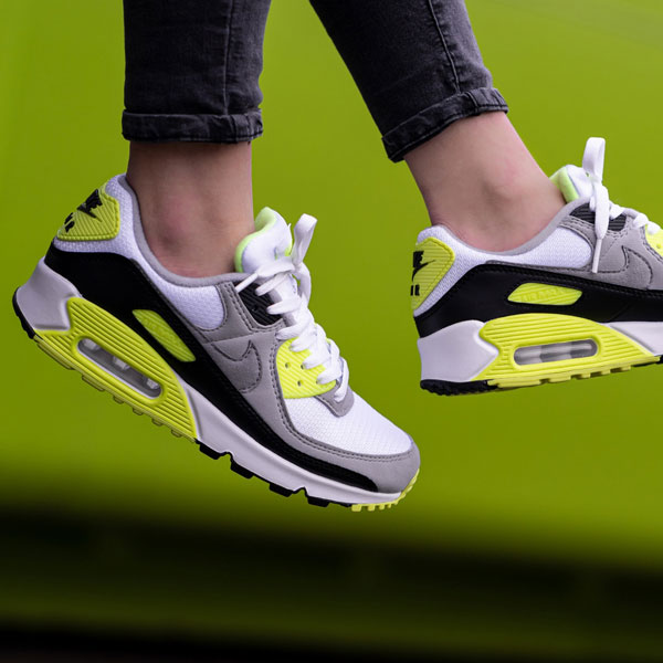 Nike Air Max 90 Size Chart and Fitting - Size-Charts.com