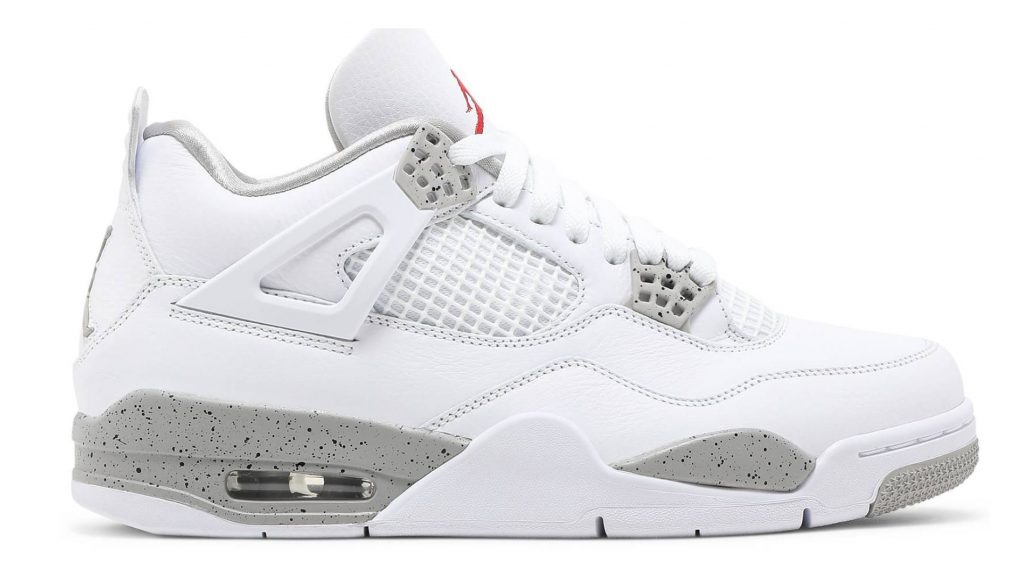 Nike Air Jordan 4 Size Chart and Fitting - Size-Charts.com