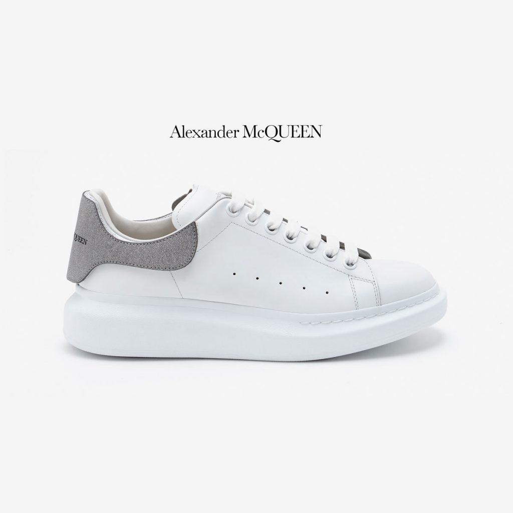 Alexander McQueen Oversized Sneaker size chart