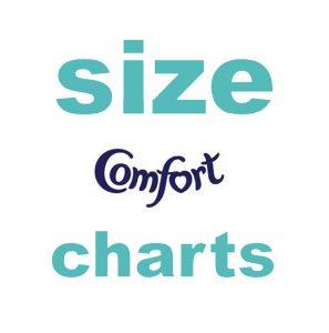 size-charts-comfort-size-chart