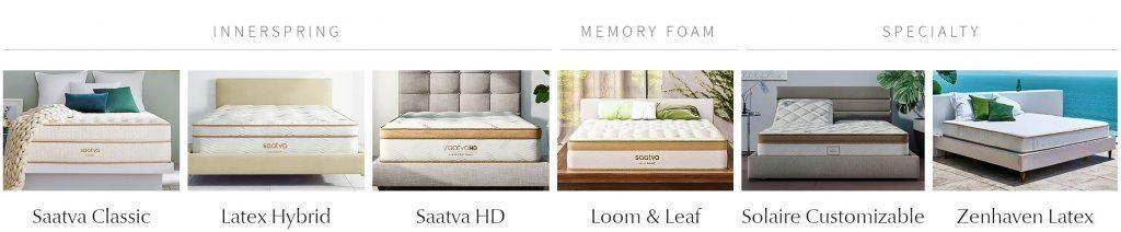 saatva-mattress-size-comparison
