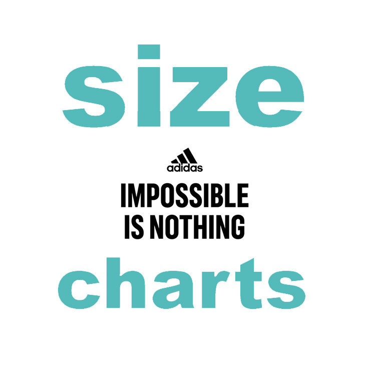 All you need to know about Adidas Size chartt